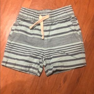 Boys striped shorts
